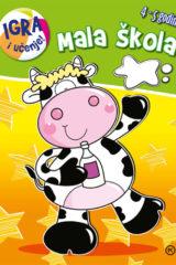 Naslovnica knjige: MALA ŠKOLA KRAVA – 4-5 godina