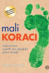Naslovnica knjige: MALI KORACI