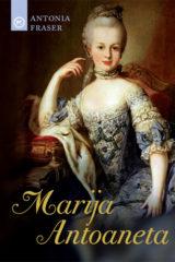 Naslovnica knjige: MARIJA ANTOANETA
