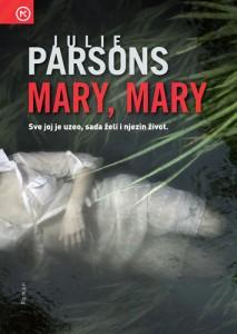 Naslovnica knjige: MARY, MARY