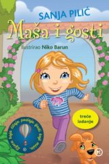 Naslovnica knjige: MAŠA I GOSTI