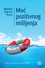 Naslovnica knjige: MOĆ POZITIVNOG MIŠLJENJA