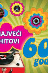 Naslovnica knjige: NAJVEĆI HITOVI 60-IH GODINA