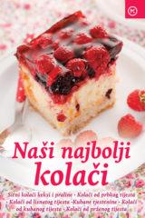 Naslovnica knjige: Naši najbolji kolači