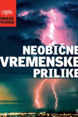 Naslovnica knjige: NEOBIČNE VREMENSKE PRILIKE