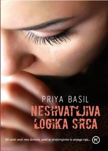 Naslovnica knjige: NESHVATLJIVA LOGIKA SRCA