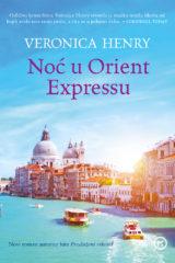 Naslovnica knjige: NOĆ U ORIENT EXPRESSU