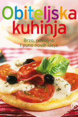 Naslovnica knjige: Obiteljska kuhinja