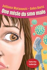 Naslovnica knjige: ONE MISLE DA SMO MALE