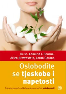 Naslovnica knjige: OSLOBODITE SE TJESKOBE I NAPETOSTI