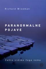 Naslovnica knjige: Paranormalne pojave