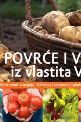 Naslovnica knjige: POVRĆE I VOĆE IZ VLASTITA VRTA