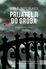 Naslovnica knjige: Prijatelji do groba t.u.