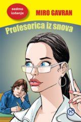 Naslovnica knjige: Profesorica iz snova