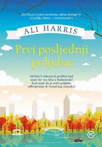 Naslovnica knjige: PRVI POSLJEDNJI POLJUBAC
