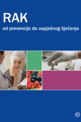 Naslovnica knjige: RAK – od prevencije do uspješnog liječenja