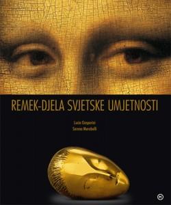Naslovnica knjige: Remek – djela svjetske umjetnosti