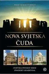 Naslovnica knjige: NOVA SVJETSKA ČUDA