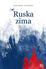Naslovnica knjige: RUSKA ZIMA