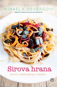 Naslovnica knjige: SIROVA HRANA
