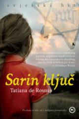 Naslovnica knjige: SARIN KLJUČ