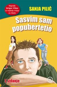 Naslovnica knjige: SASVIM SAM POPUBERTETIO
