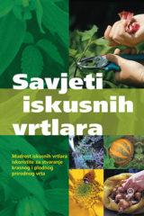 Naslovnica knjige: SAVJETI ISKUSNIH VRTLARA