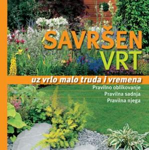 Naslovnica knjige: Savršen vrt