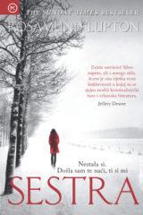 Naslovnica knjige: SESTRA
