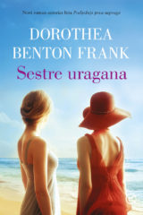 Naslovnica knjige: SESTRE URAGANA