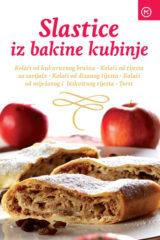 Naslovnica knjige: Slastice iz bakine kuhinje