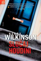 Naslovnica knjige: Slučaj Houdini