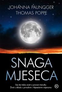 Naslovnica knjige: SNAGA MJESECA