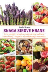 Naslovnica knjige: SNAGA SIROVE HRANE