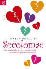 Naslovnica knjige: SRCOLOMAC