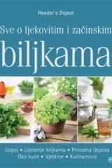 Naslovnica knjige: SVE O LJEKOVITIM I ZAČINSKIM BILJKAMA