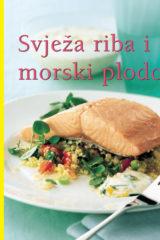 Naslovnica knjige: SVJEŽA RIBA I MORSKI PLODOVI