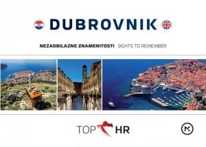 Naslovnica knjige: Top Hr – Dubrovnik HRV-ENG