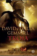 Naslovnica knjige: Troja – Pad kraljeva
