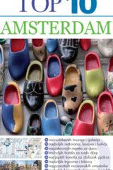 Naslovnica knjige: TOP 10 AMSTERDAM