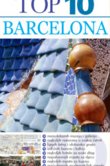 Naslovnica knjige: TOP 10 BARCELONA