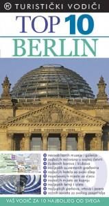 Naslovnica knjige: TOP 10 BERLIN