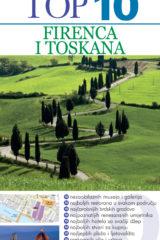 Naslovnica knjige: TOP 10 FIRENCA I TOSKANA