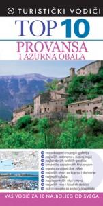 Naslovnica knjige: Top 10 Provansa i Azurna obala