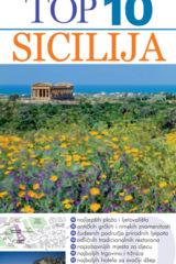 Naslovnica knjige: TOP 10 SICILIJA