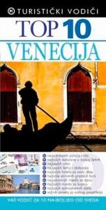 Naslovnica knjige: TOP 10 VENECIJA