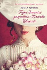 Naslovnica knjige: Tajni dnevnici gospođice Mirande CHeever
