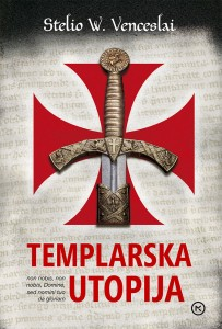 Naslovnica knjige: TEMPLARSKA UTOPIJA