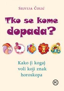 Naslovnica knjige: Tko se kome dopada?