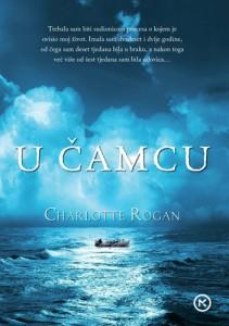 Naslovnica knjige: U čamcu